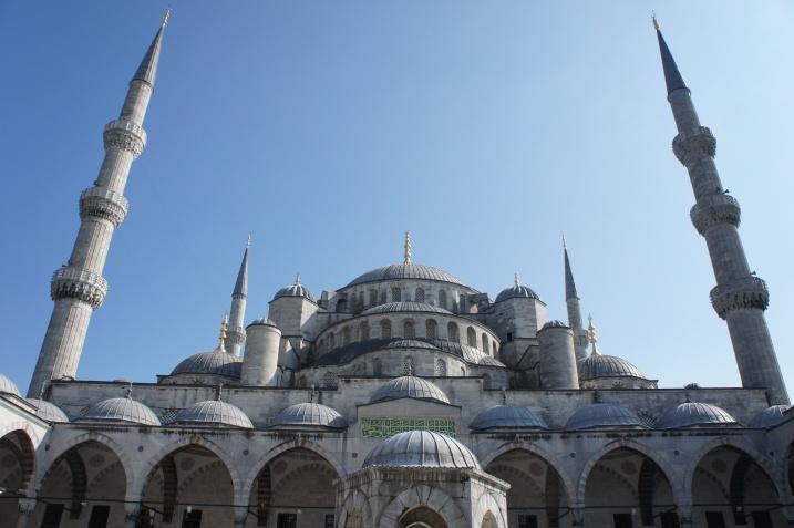 Sultan Ahmet Mosque | rumisapprentice